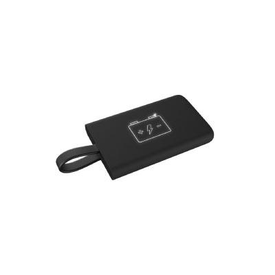 Objet Publicitaire Logo Lumineux Batterie Externe Mini