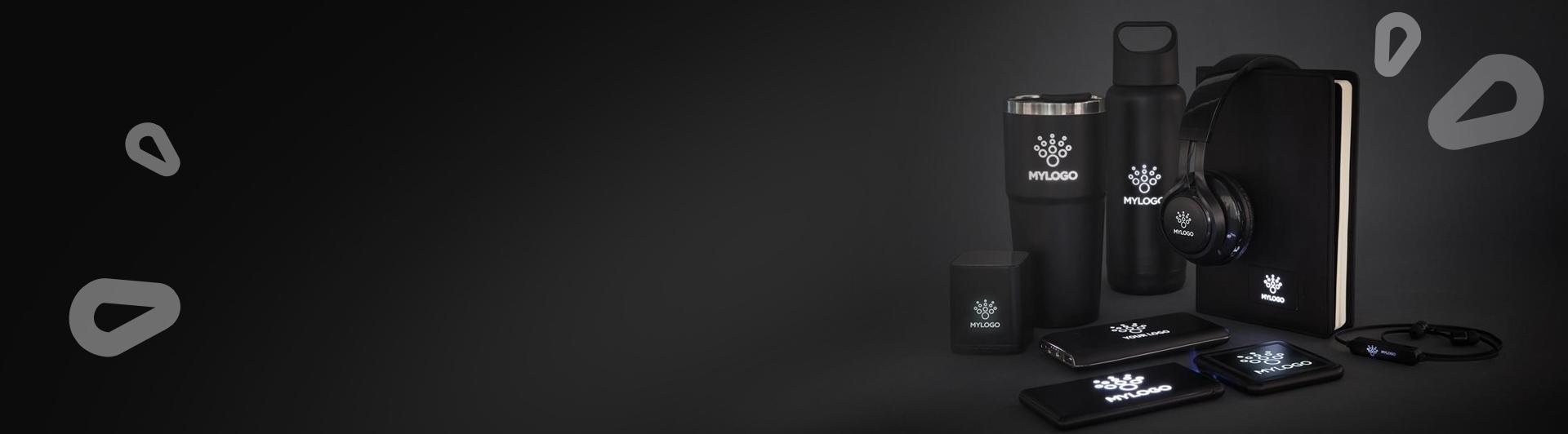 Cadeaux d'affaires personnalisés : adoptez les objets publicitaires avec un logo lumineux - Nantes Créagift