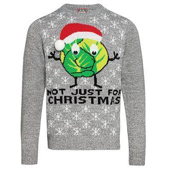 pull chou de bruxelles Journée Du Pull Moche De Noel