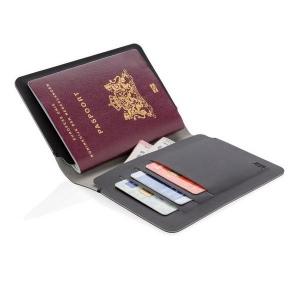 Etui Passeport Anti Rfid Personnalisable Créagift