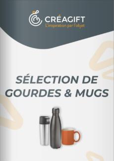 Sélection Gourdes Et Mugs Objets Publicitaires Nantes Créagift