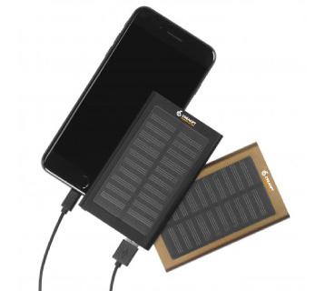 goodies entreprise innovant Batterie Externe À Énergie Solaire