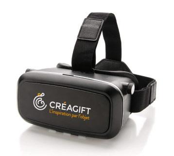 goodies entreprise innovant Casque De Réalité Virtuelle