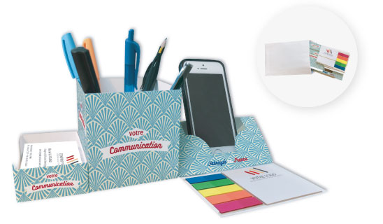 Goodies Originaux Set Pliable De Bureau 5 En 1