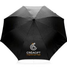 goodies entreprise innovant Parapluie Réversible Personnalisé 3