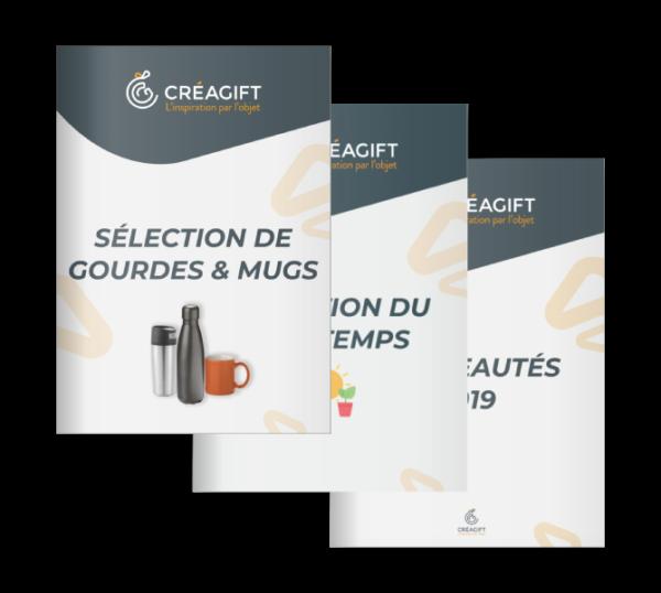 Sélections Objets Publicitaires Créagift