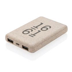 Batterie Externe Personnalisable En Matière Écologique