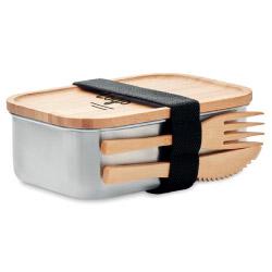 Lunchbox Personnalisée En Inox