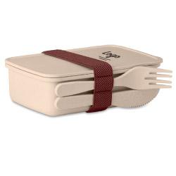 Lunchbox Personnalisée En Matière Écologique
