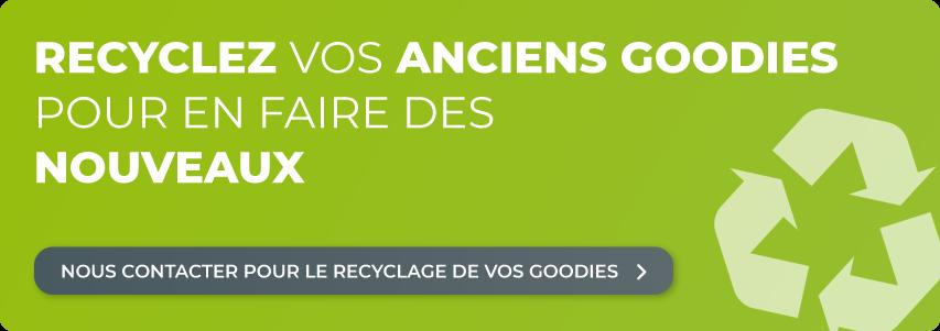 Recyclez Vos Anciens Goodies Et Objets Publicitaires