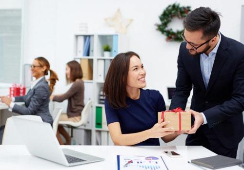 Cadeau Fin D'annee En Entreprise