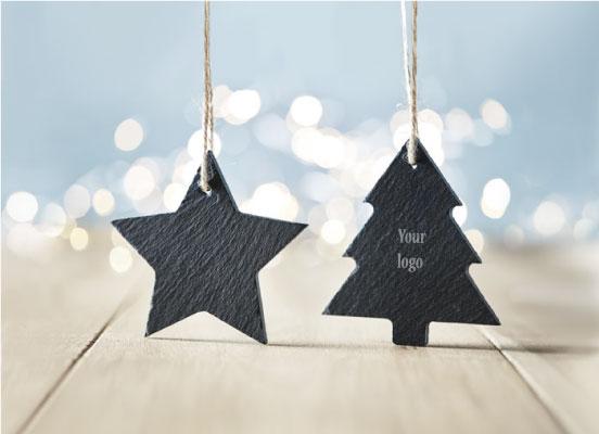Decoration De Noel Pour Cadeau De Fin D'annee Entreprise