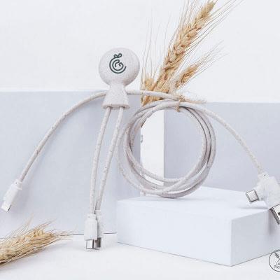 Cadeau Client Câble Biodégradable