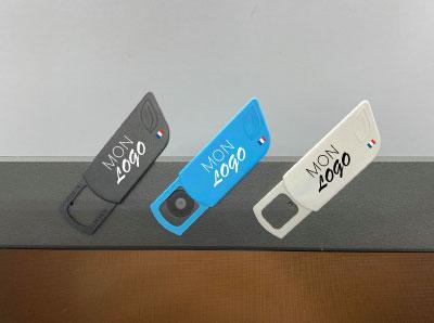 Cadeau Client Cache Webcam Personnalisé