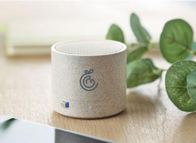 Cadeau D'entreprise Pour Client Enceinte Bluetooth